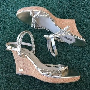 6b9d1b233ab9 MICHAEL Michael Kors Shoes | Carolyn Wedge | Poshmark